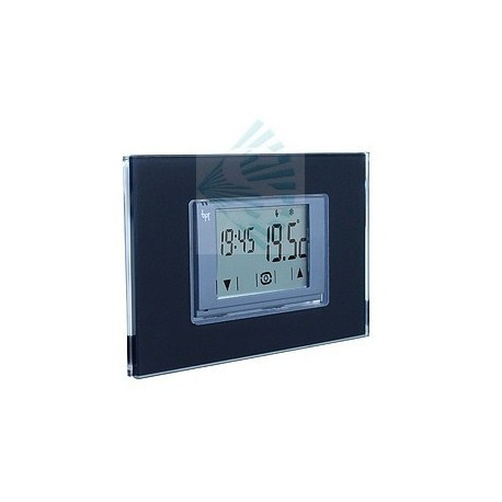 Termostato touch screen da incasso 230 Vca