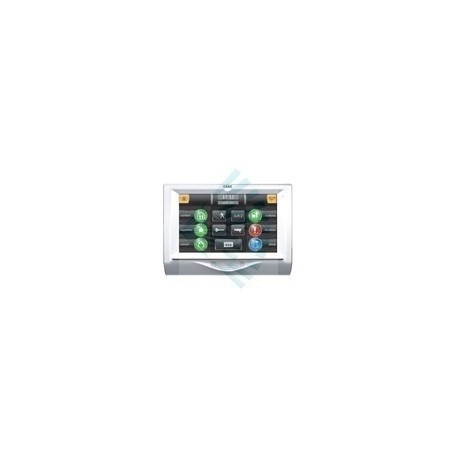 Terminale touch screen colore bianco Mitho