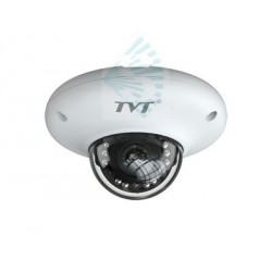 Telecamera 2Mpix IP DOME FLAT 2.8mm