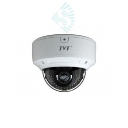 8Mpix IP DOME 3.3-12mm mot