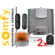 KIT SOMFY 1216364 COMFORT PACK RTS