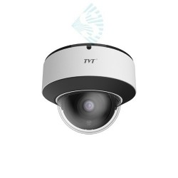 5Mpix IP MINI DOME 2.8mm FACE